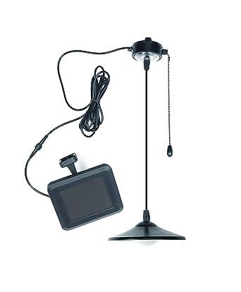 Mmlight Led Suspension Télécommande Portable Solaire Tente Pêche Terrasse Jardin Camp Pour Patio À Avec Extérieurintérieur Énergie IH9ED2
