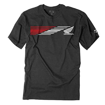 Factory Effex Unisex-Adult T-Shirt heather charcoal X-Large - 19-87306: Automotive