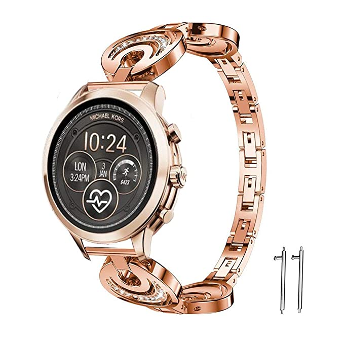 42ba716eb345 Amazon.com  for Michael Kors Access Runway Band