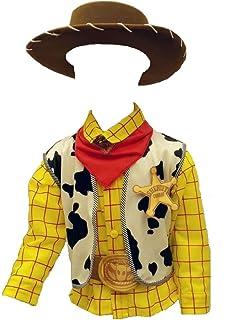 Disfraz de beb de Disney Pixar Toy Story y ms all Woody Traje Clsico ... 065e7a7f6ba