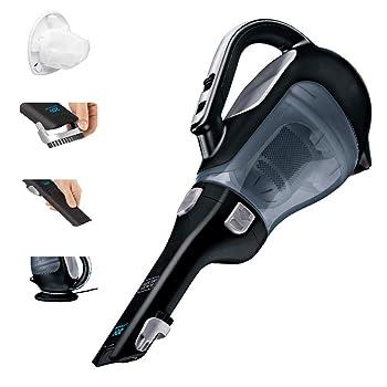 BLACK+DECKER Cordless Handheld Mattress Vacuum Cleaner