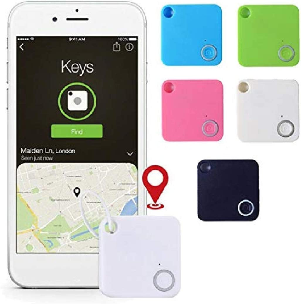 foulon Wireless Anti Lost Alarm Sensor Device for Kids Dogs Car Wallet Smart GPS Tracker Running GPS Units