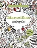 capa de Maravilhas Naturais - Livro de Colorir Antiestresse