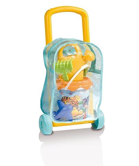 Smoby Carrito Trolley Playa Winnie