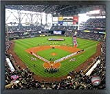"""Safeco Field Seattle Mariners MLB Photo (Size: 17"""" x 21"""") Framed"""
