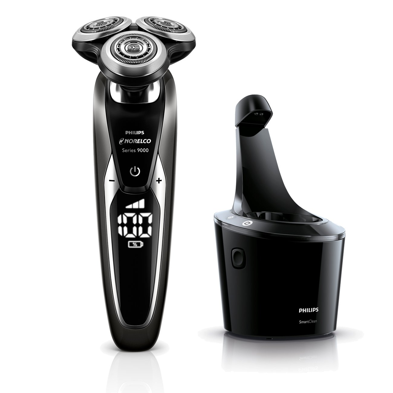 Philips Norelco Electric Shaver 9700, Cleansing Brush by Philips Norelco (Image #13)