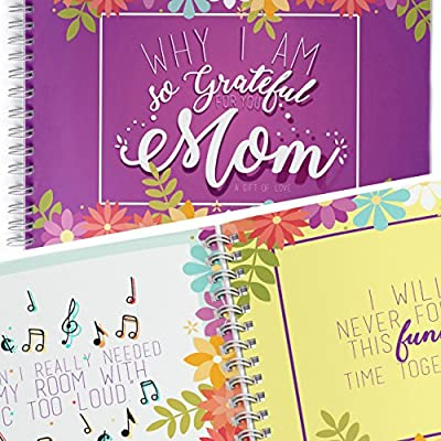 amazon com great mother gift book fill in with your words