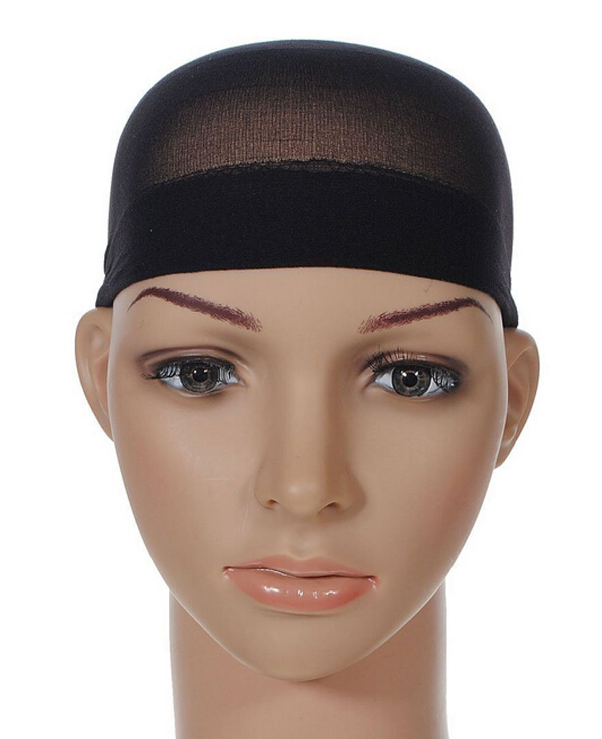 SuperWigy® High Quality Cheap Sale Unisex Stocking Wig Cap Liner Free Shipping (Black)