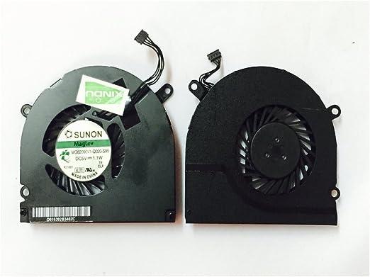 Ventilador Fan derecha para Apple Mac 15 MG62090 V1-Q020-S99 ...