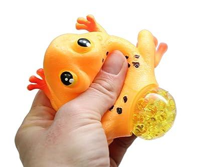 Amazon.com: 1 rana con huevos Squeeze estrés bola ...