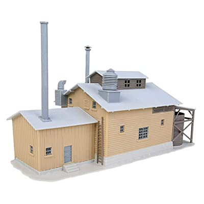 Walthers, Inc. Trainline HO Scale Model Factory Kit (931-917): Toys & Games