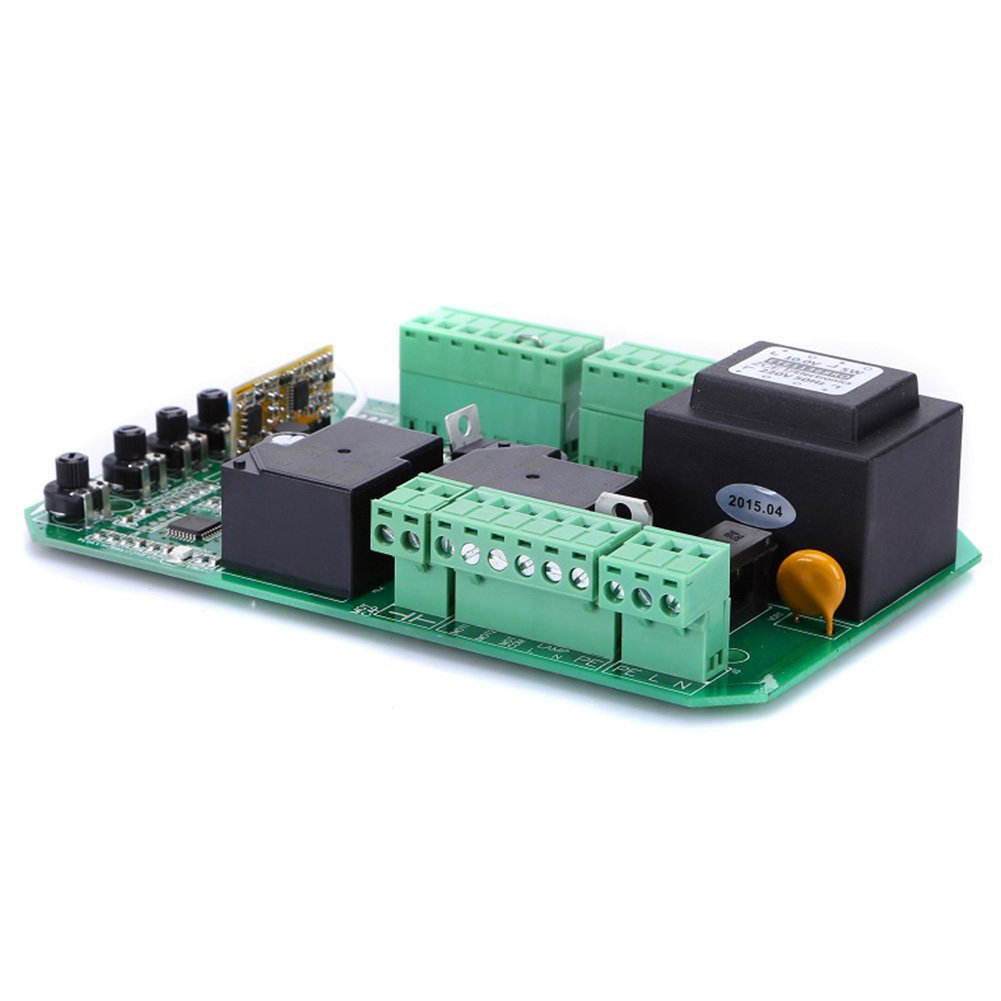 Control Board For Sliding Gate Openers Replacement Circuit Control Board (Universal)