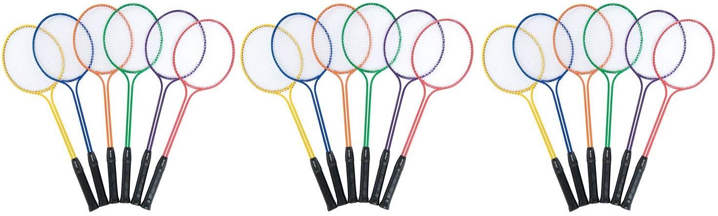BSN Badminton Racquet (Prism Pack) (Thrее Рack)