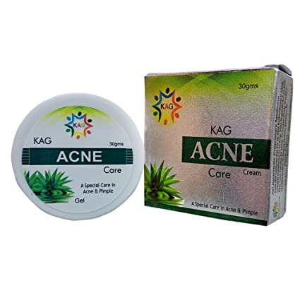 9db649b414 Buy Generic Kag Care Acne Gel 30gm (Pack Of 3) Online at Low Prices in  India - Amazon.in