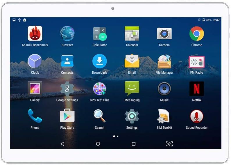 Amazon.com: Tableta Android con ranura para tarjeta SIM ...