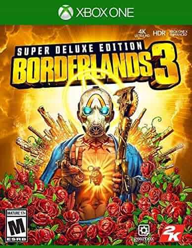 Borderlands 3 Super Deluxe Edition - Xbox One