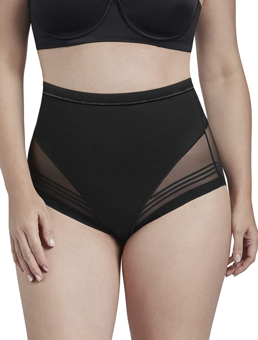CURVEEZ Control Briefs Womens Panties. A Waist Slimmer Compression Underwear