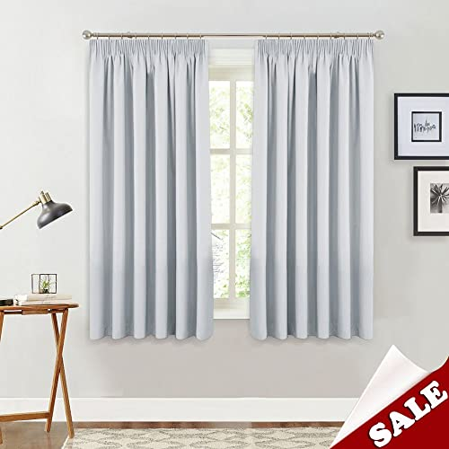 Bedroom Curtains Uk Only: White Bedroom Curtains: Amazon.co.uk
