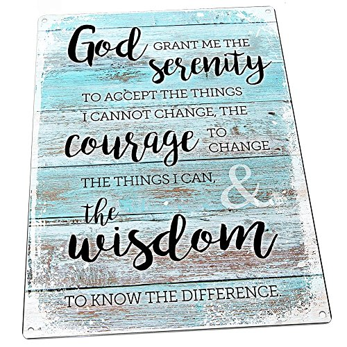 Homebody Accents Serenity Christian Inspirational product image
