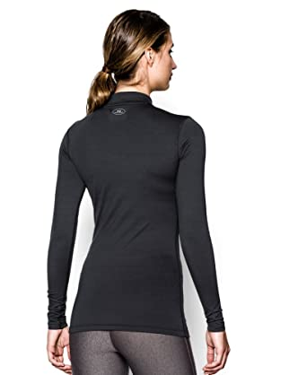 Under Armour Women ColdGear Fitted L/S Mock