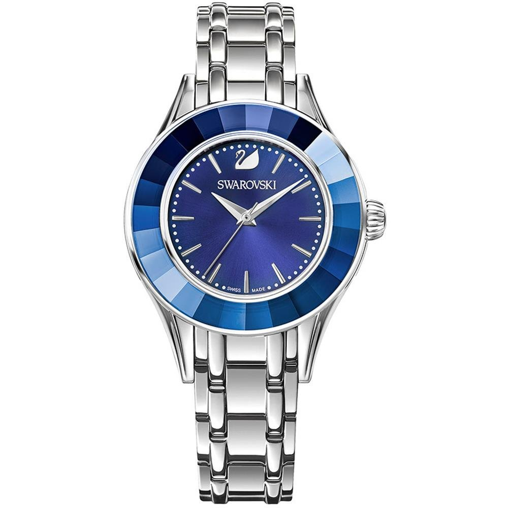Ladies' Swarovski Alegria Blue Dial Watch 5194491