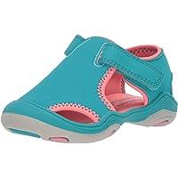 Amazon Essentials Toddler Kids' Dual Strap Sandal