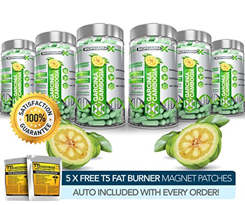 X6 GARCINIA CAMBOGIA CAPSULES- STRONGEST SLIMMING / DIET & WEIGHT LOSS PILLS by Weight Loss Supplements