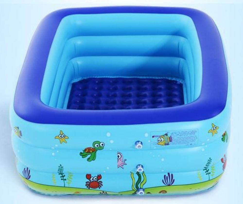 Swim Center Family Lounge Piscina Infantil Hinchable Rectangular ...