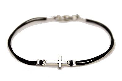 Amazon Com Cross Bracelet For Men Christian Conformation Gift