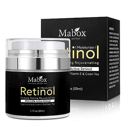 Crema Antiedad DAP - MABOX Crema Control de Edad Para Piel Madura Loción Hidratante Blanqueadora Aceite