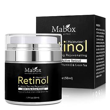 Crema Antiedad DAP - MABOX Crema Control de Edad Para Piel Madura Loción Hidratante Blanqueadora Aceite Hidratante Crema Hidratante - 50 ml: Amazon.es: ...