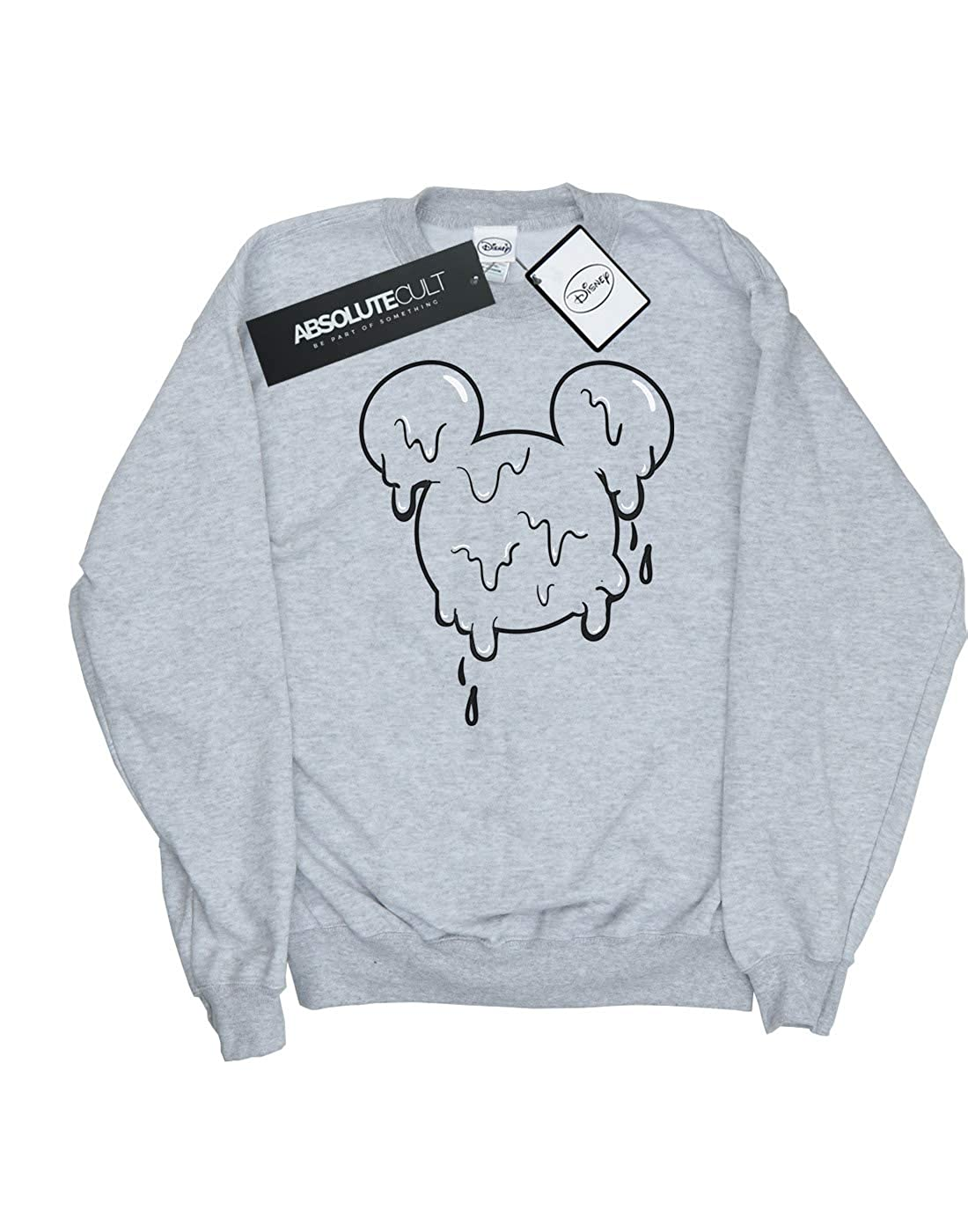 Disney Girls Mickey Mouse Ice Cream Head Sweatshirt