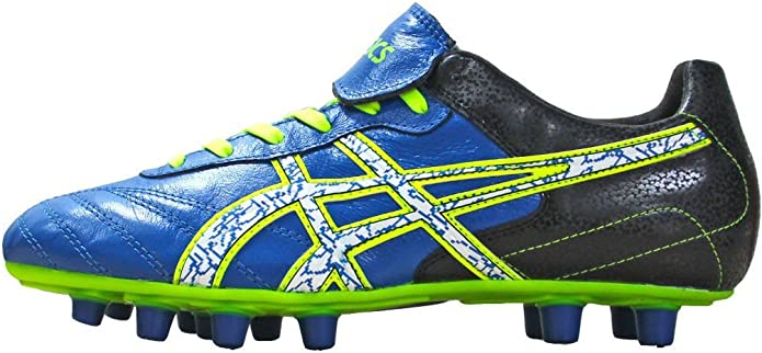 ASICS Nippon CS Royal Giallo Nero: Amazon.it: Scarpe e borse