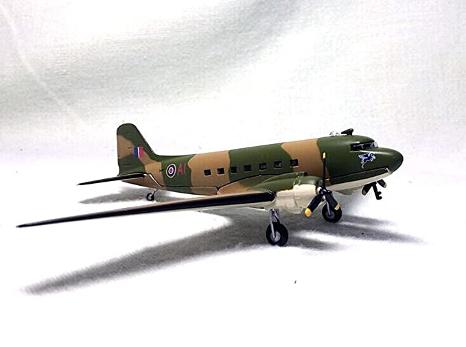 Amazon.com: floz Douglas C-47 Skytrain de la RAF WWII Dakota ...