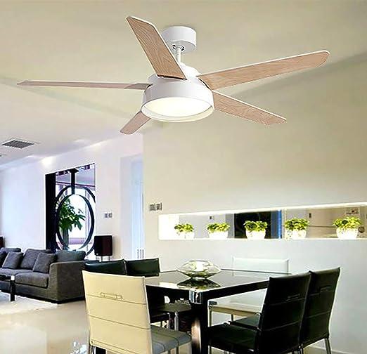 YBCD - Ventilador de Techo con diseño Moderno de hélice y ...