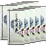 Japanese Tea Shop Yamaneen Japanese Tea Decocted Tea-Leaf Mizumiiro 100G x 10packs