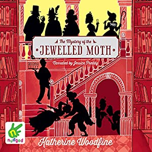 The Mystery of the Jewelled Moth Audiobook