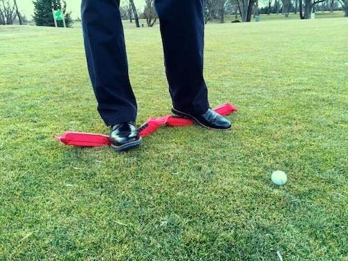 Balance Rod Golf Training Aid - Full Swing Aid, Swing Improvement, Short Game Aid - Golf Practice, Balancing Rod