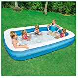 Jumbo Jumbo pool[ Large family pool 3.05 m X 1.83 m X 46 cm] 54150