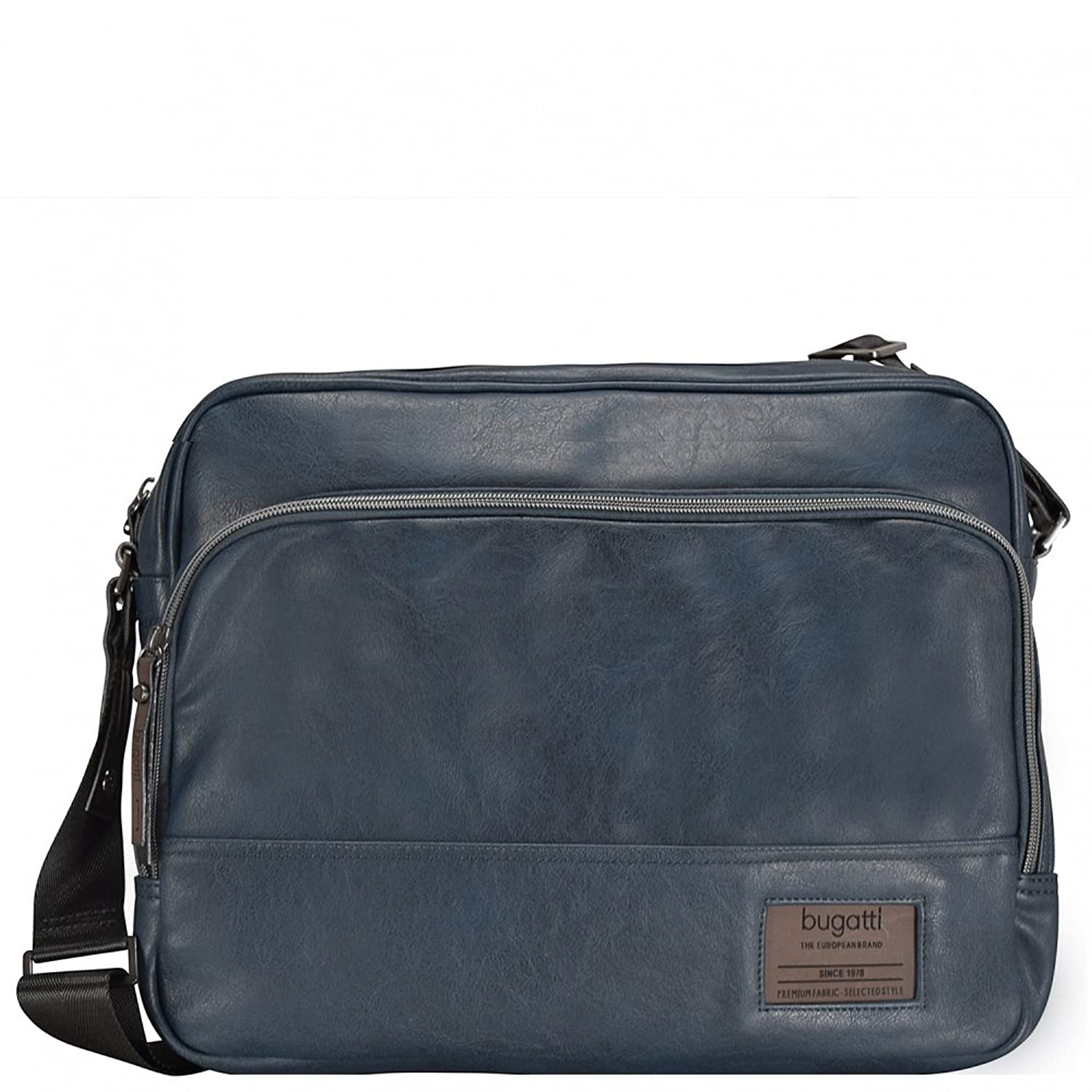 bugatti Moto D Shoulder Bag 38 cm Notebook Compartment