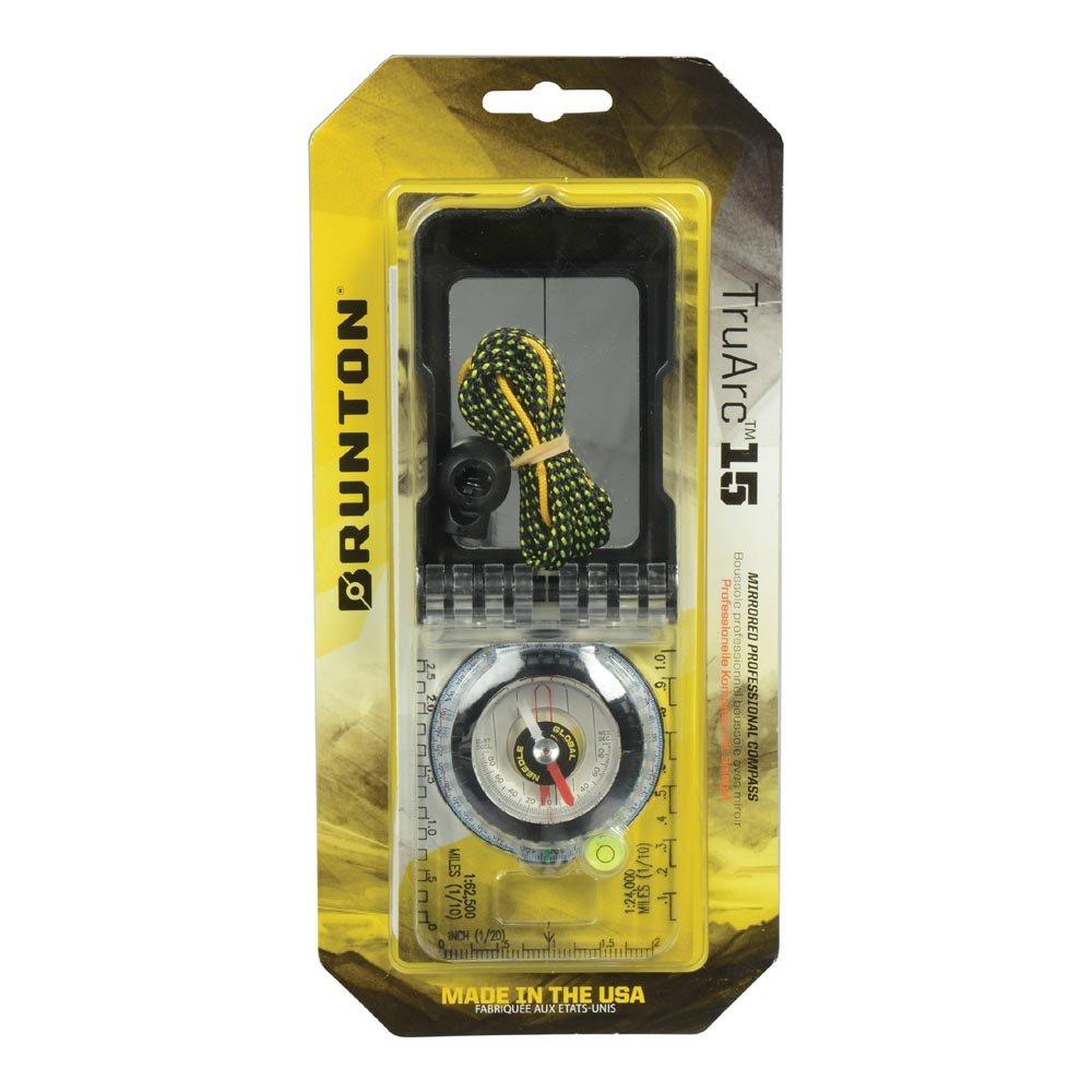 Brunton truarc15 F-truarc15-dmil-glow Kompass Rare Earth Magnet, Glow, Gespiegelt