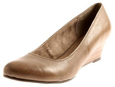 gut aussehend Steckdose online Gratisversand Tamaris Keilpumps Pumps Damenschuhe Schuhe Wedges Lederpumps ...