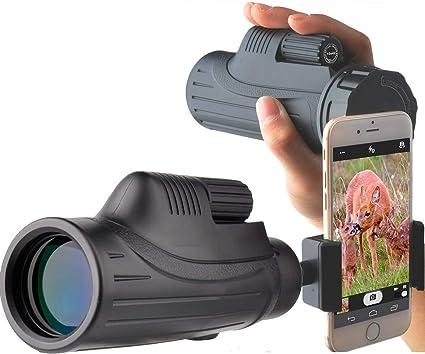 Amazon xuexue monocular scope portable hd spotting