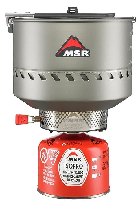 MSR Reactor Stove System