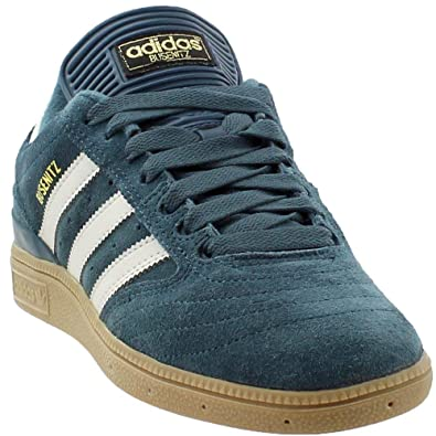 new product 9cee8 f5ce6 Image Unavailable. Image not available for. Color  adidas Busenitz Midnight  Skateboarding ...