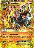 Pokemon Mega Houndoom Ex (22/162) Xy Brea Kthrough Holo