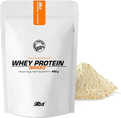 Abs Proteína Naked Whey - 400 gr