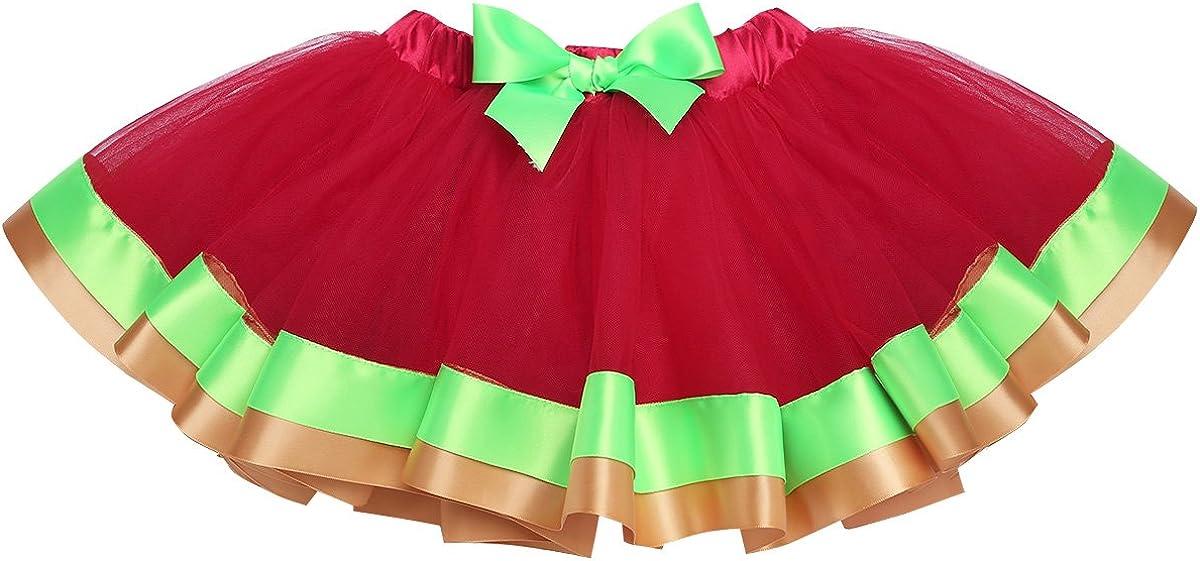 CHICTRY Disfraz de Navidad para Bebé Niña Vestido de Princesa ...