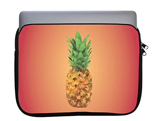 Review Polygon Pineapple Red and
