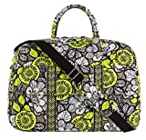 Vera Bradley Grand Traveler in Citron